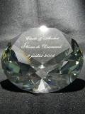 gravure sur diamant